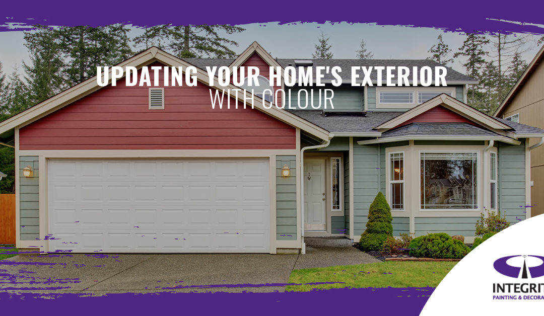 Updating Your Home's Exterior With Color