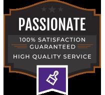 Passionate Badge
