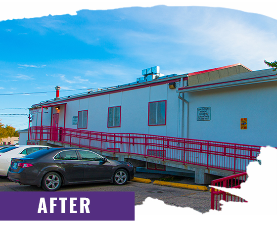 Restaurant After Exterior Painting