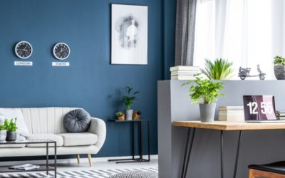 The Best Colours For Your Office